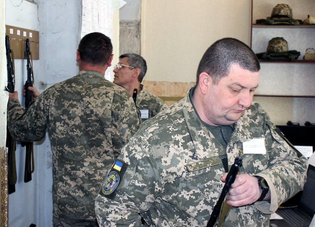 Бригада территориальной обороны училась отражать наступления противника на Кривой Рог, - ФОТО , фото-23