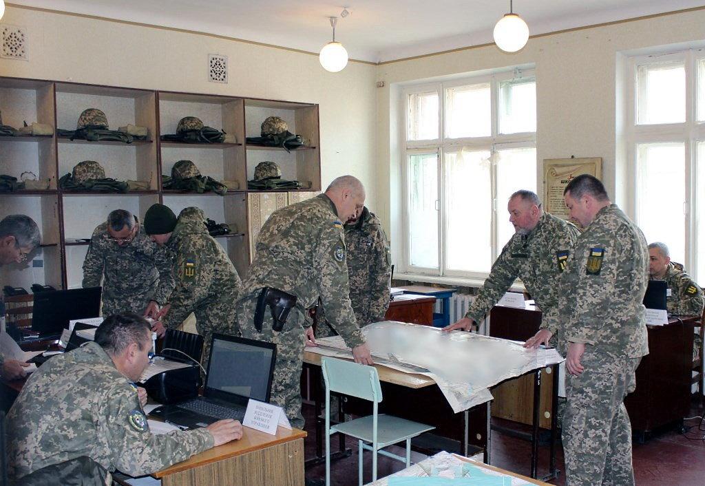 Бригада территориальной обороны училась отражать наступления противника на Кривой Рог, - ФОТО , фото-30