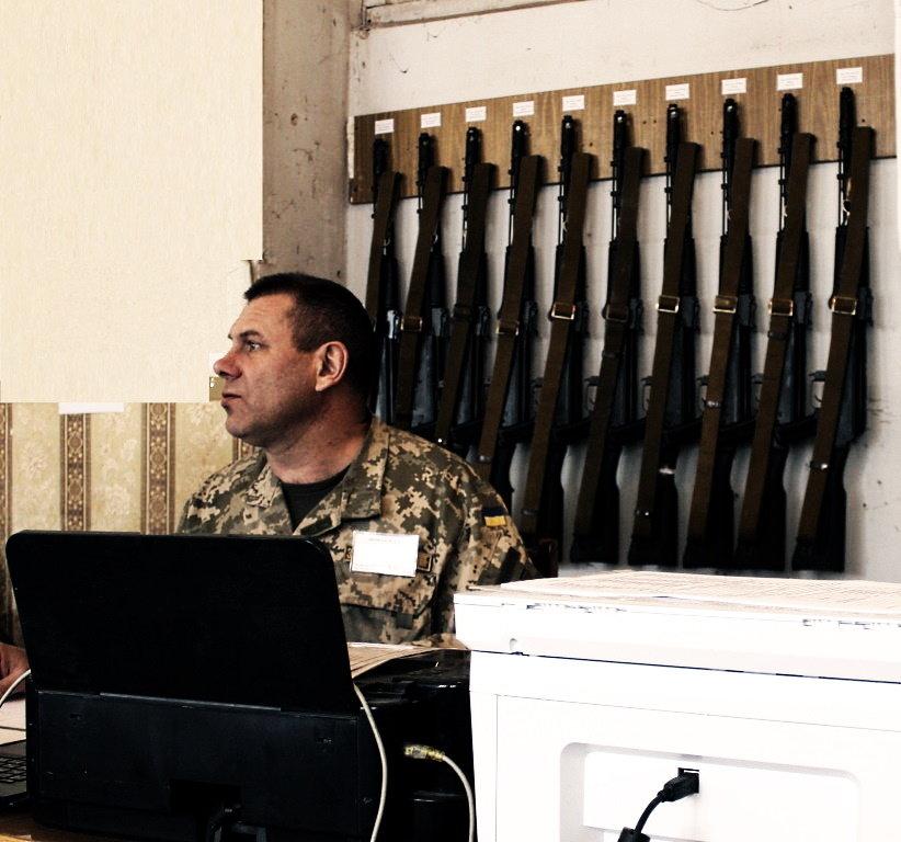 Бригада территориальной обороны училась отражать наступления противника на Кривой Рог, - ФОТО , фото-33
