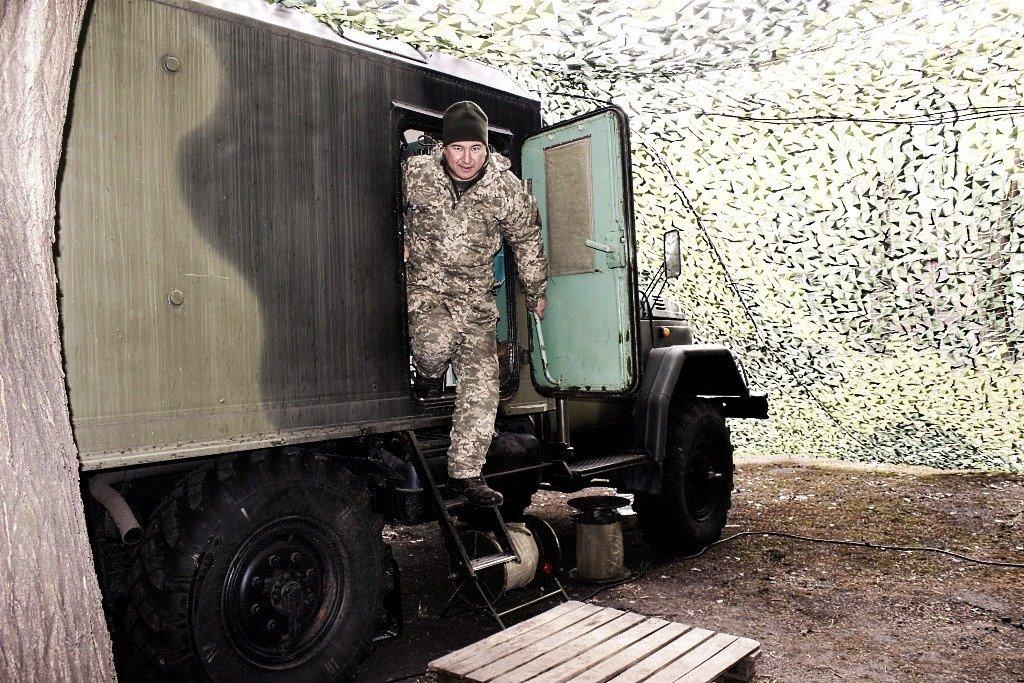 Бригада территориальной обороны училась отражать наступления противника на Кривой Рог, - ФОТО , фото-34