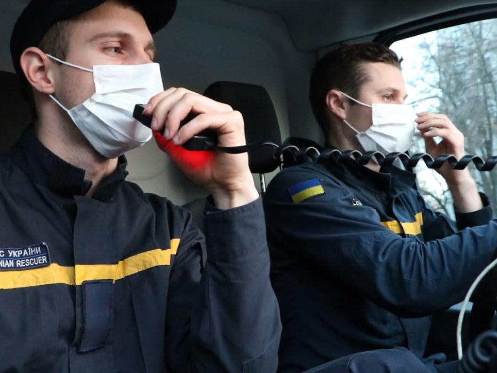 В Кривом Роге спасатели на спецавтомобилях с громкоговорителями информируют горожан о безопасности, - ФОТО, фото-2