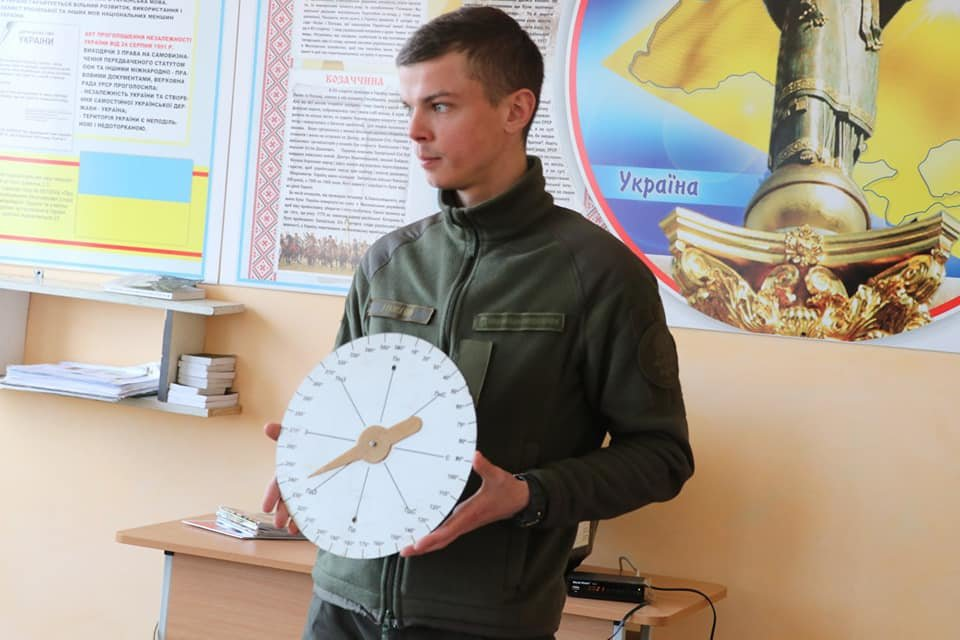 В Кривом Роге продолжается профессиональная подготовка стрелков-зенитчиков, - ФОТО, фото-10