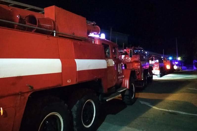 Спасателей Кривого Рога направили на помощь в тушении лесного пожара в Луганской области (ФОТО, ВИДЕО), фото-3
