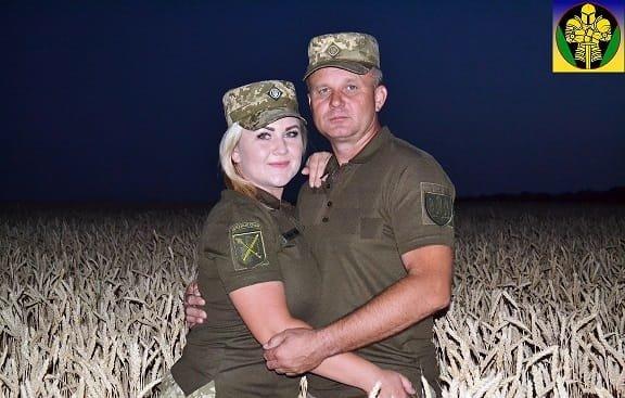 В 17-й Отдельной танковой криворожской бригаде служат несколько семей, - ФОТО, фото-2