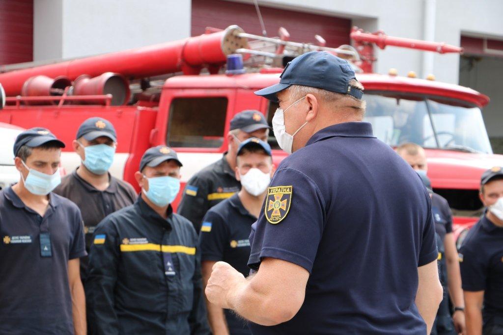 Криворожские спасатели, принимавшие участие в тушении пожара на Луганщине, вернулись домой, фото-4