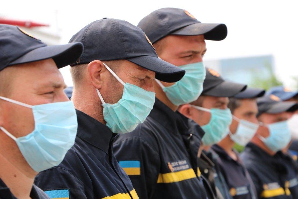 Криворожские спасатели, принимавшие участие в тушении пожара на Луганщине, вернулись домой, фото-3