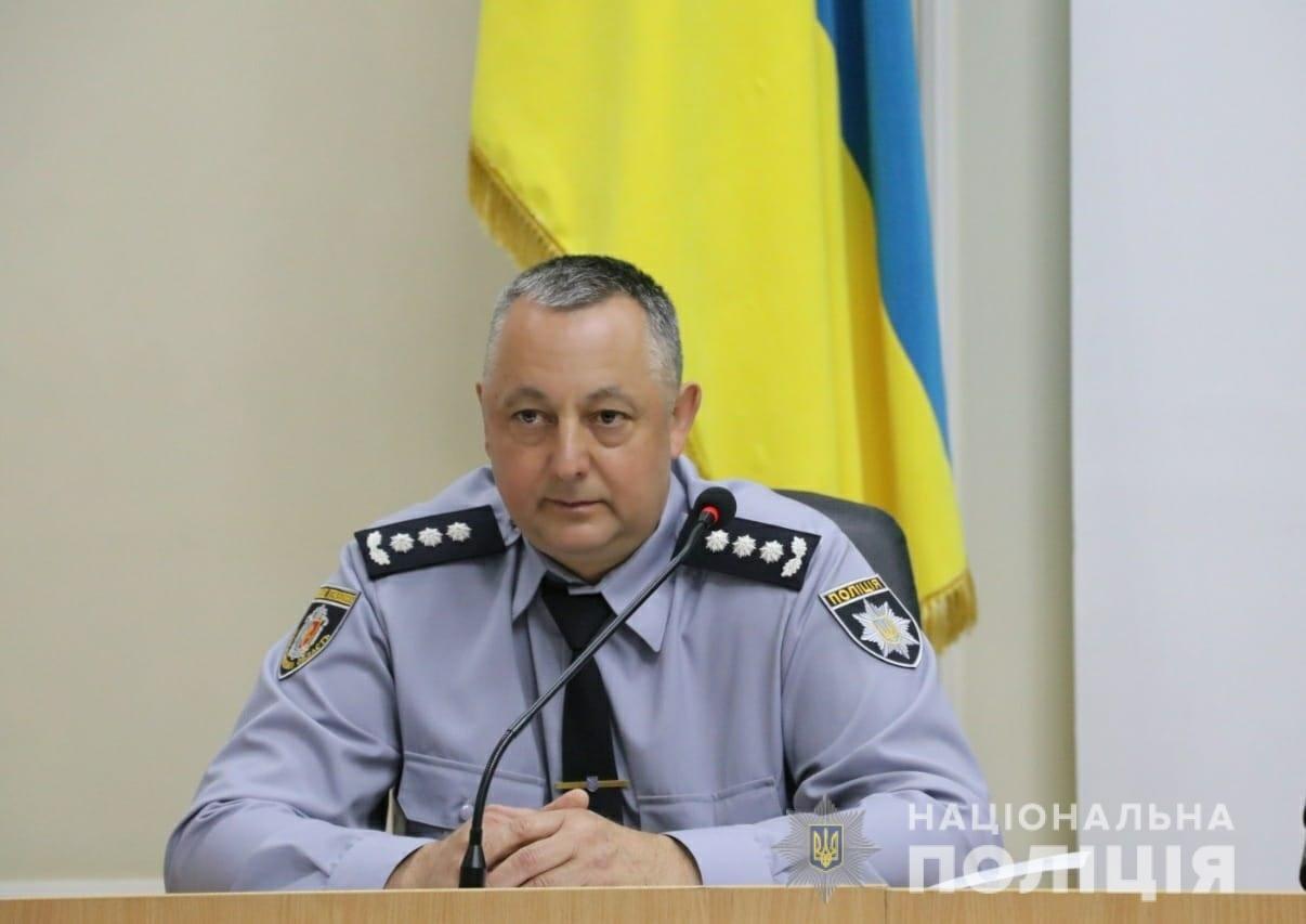 На Днепропетровщине представили нового руководителя ГУ национальной полиции, - ФОТО, фото-1