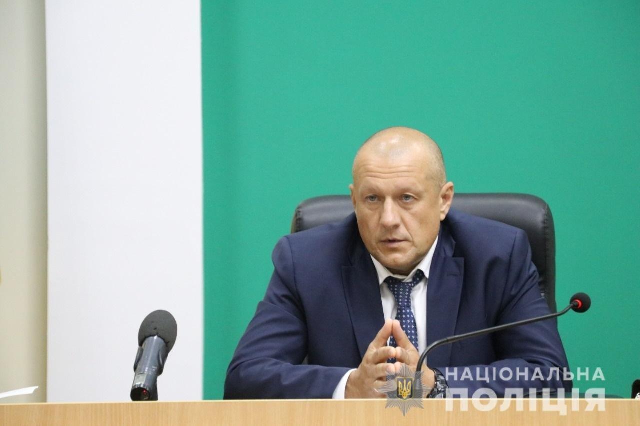 На Днепропетровщине представили нового руководителя ГУ национальной полиции, - ФОТО, фото-2