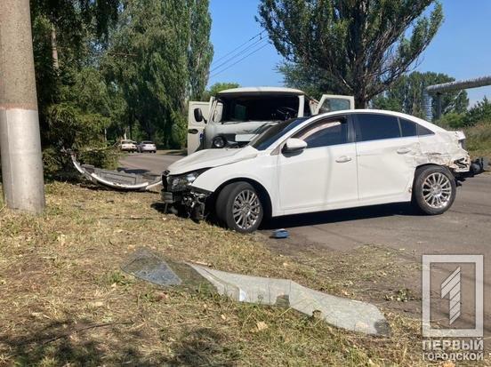 В Кривом Роге 7 человек пострадали в результате ДТП, - ФОТО , фото-7