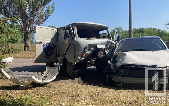 В Кривом Роге 7 человек пострадали в результате ДТП, - ФОТО , фото-1