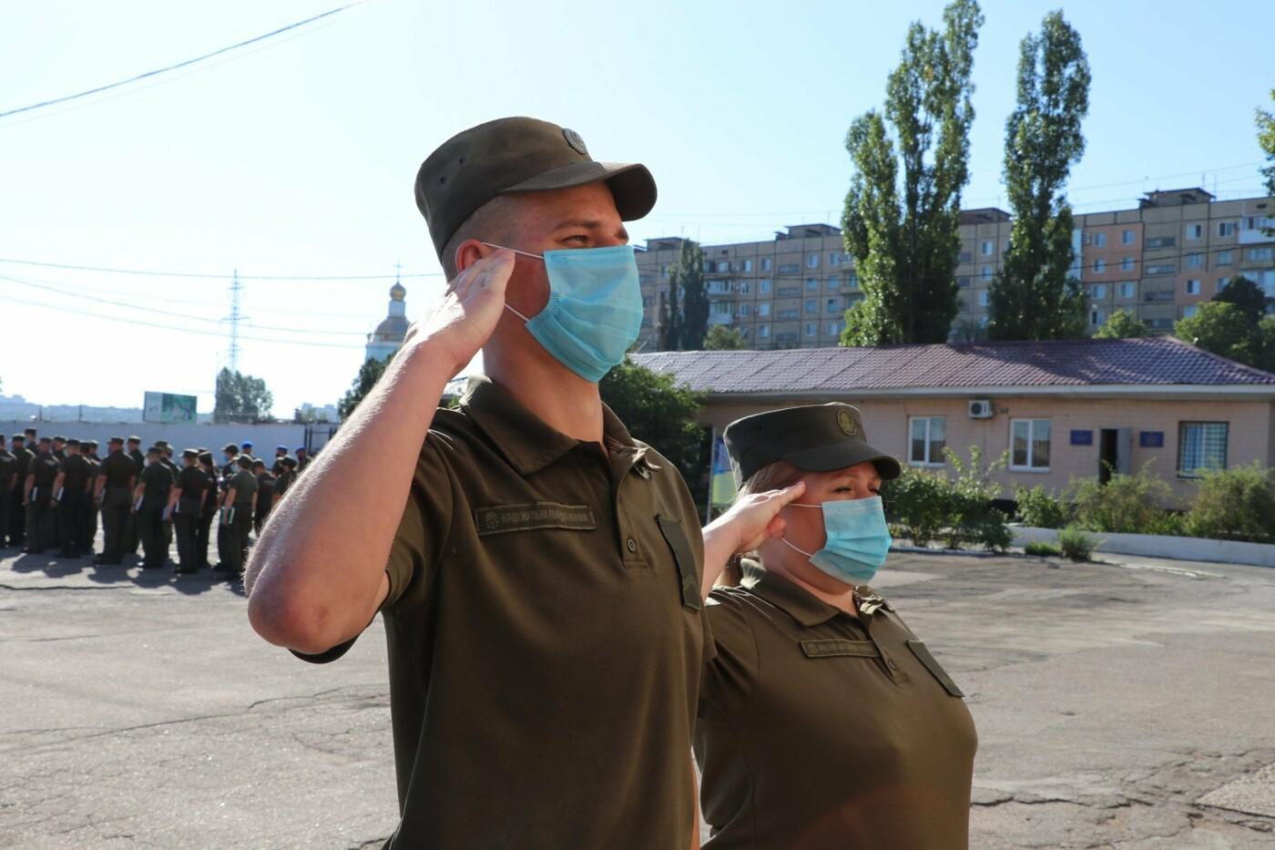 В Кривом Роге нацгвардейцы почтили память погибших побратимов, - ФОТО, фото-10