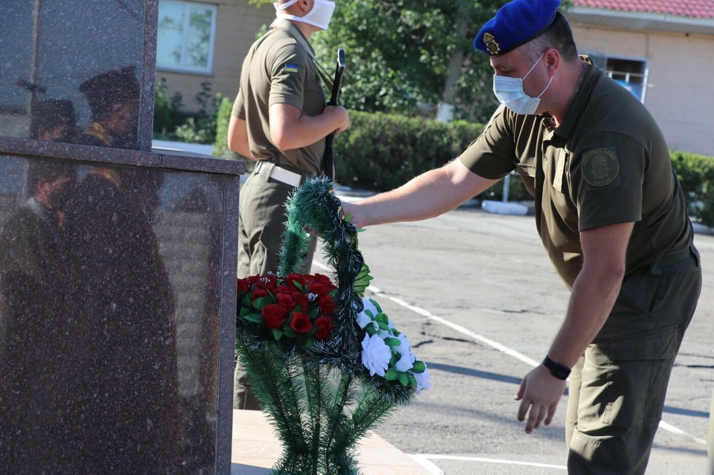 В Кривом Роге нацгвардейцы почтили память погибших побратимов, - ФОТО, фото-1
