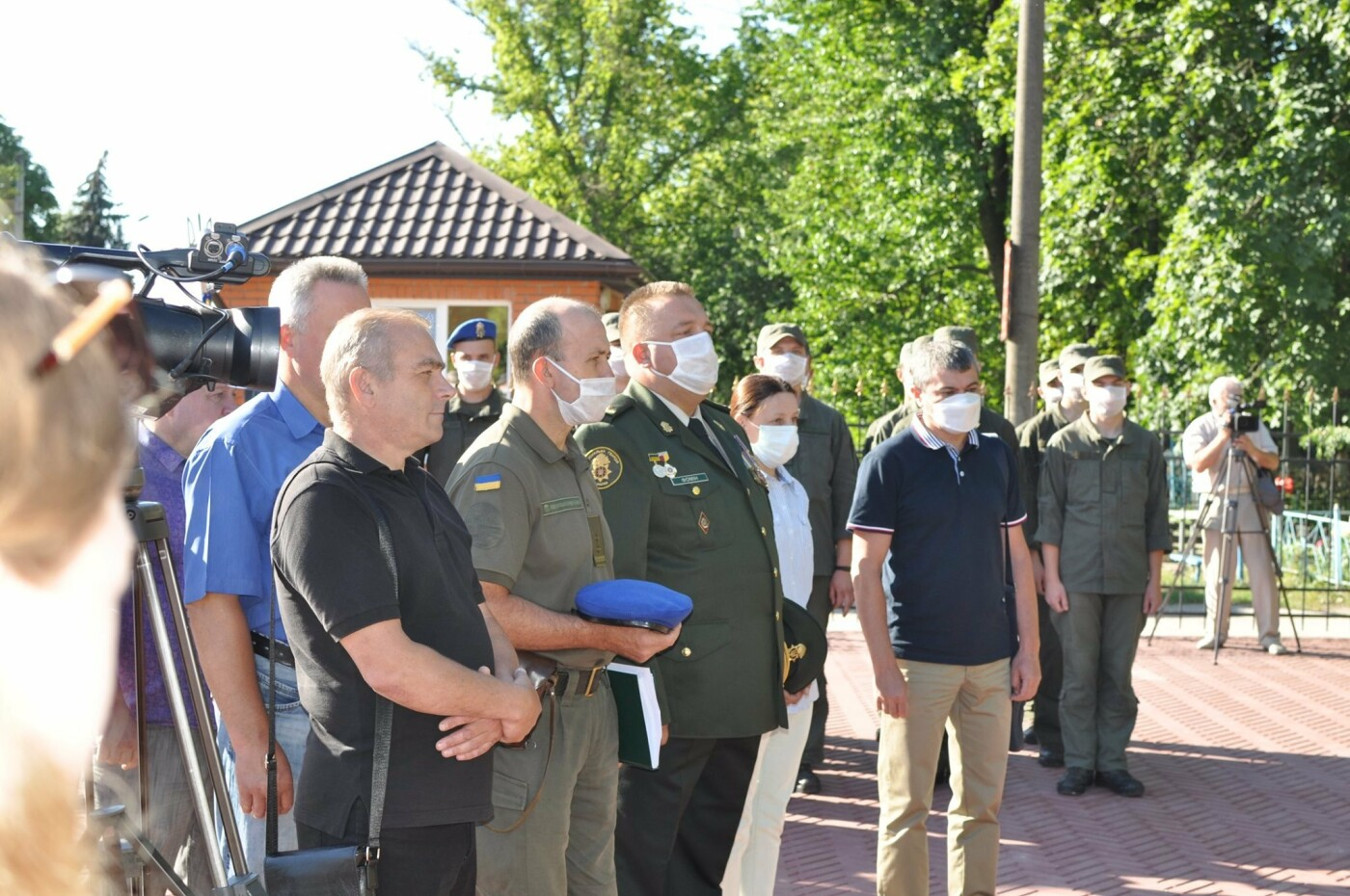 В Кривом Роге нацгвардейцы почтили память погибших побратимов, - ФОТО, фото-20