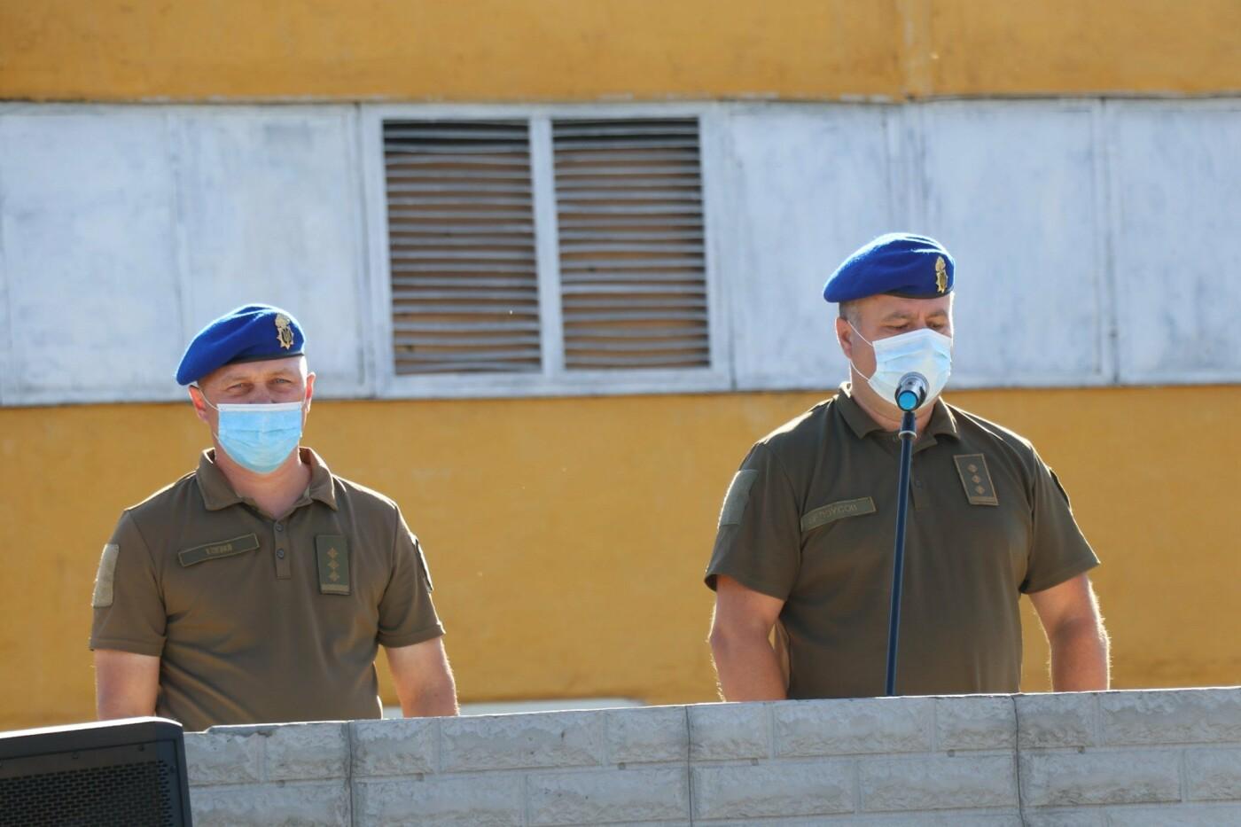 В Кривом Роге нацгвардейцы почтили память погибших побратимов, - ФОТО, фото-7