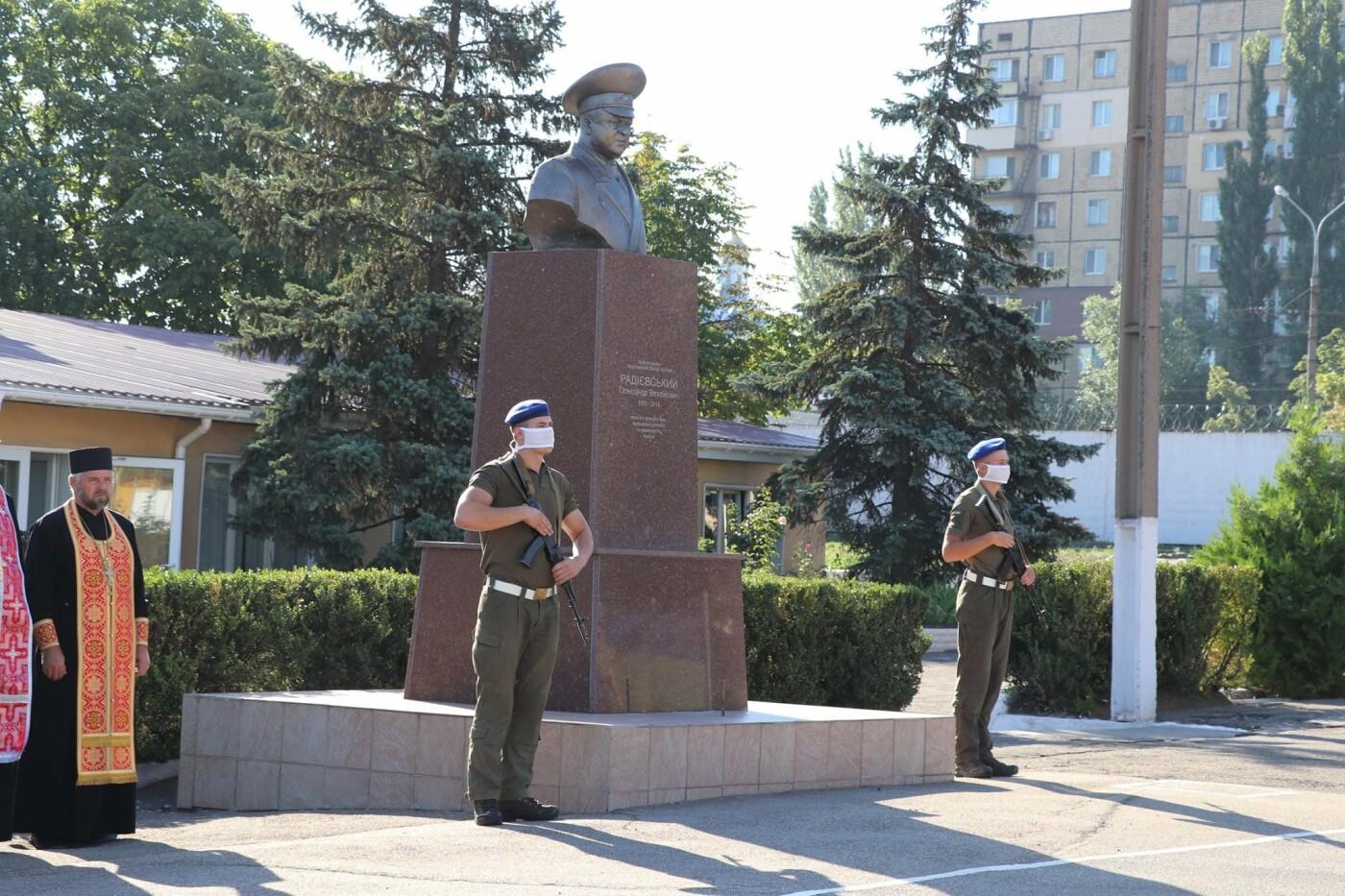 В Кривом Роге нацгвардейцы почтили память погибших побратимов, - ФОТО, фото-6