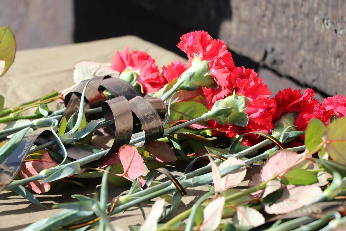 В Кривом Роге нацгвардейцы почтили память погибших побратимов, - ФОТО, фото-11