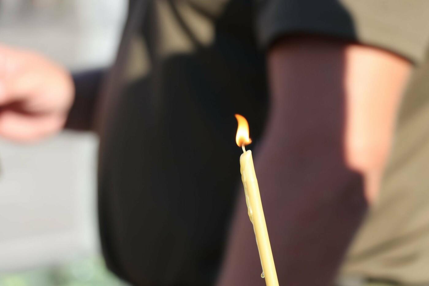 В Кривом Роге нацгвардейцы почтили память погибших побратимов, - ФОТО, фото-2