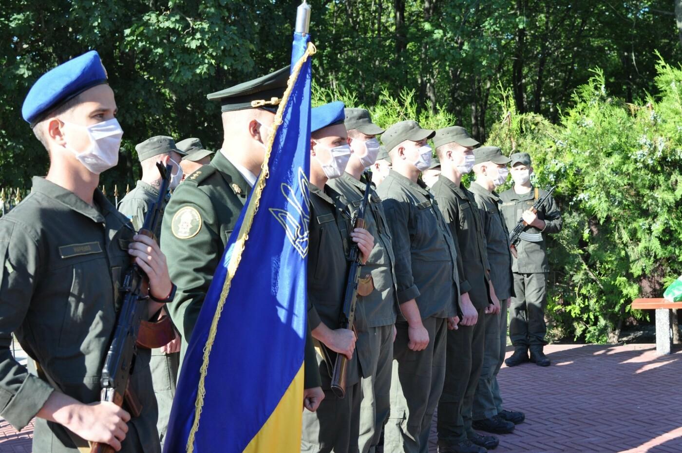 В Кривом Роге нацгвардейцы почтили память погибших побратимов, - ФОТО, фото-21