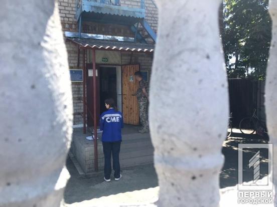 Под Кривым Рогом в здании территориального центра комплектации и соцпомощи нашли тело мужчины, - ФОТО , фото-7