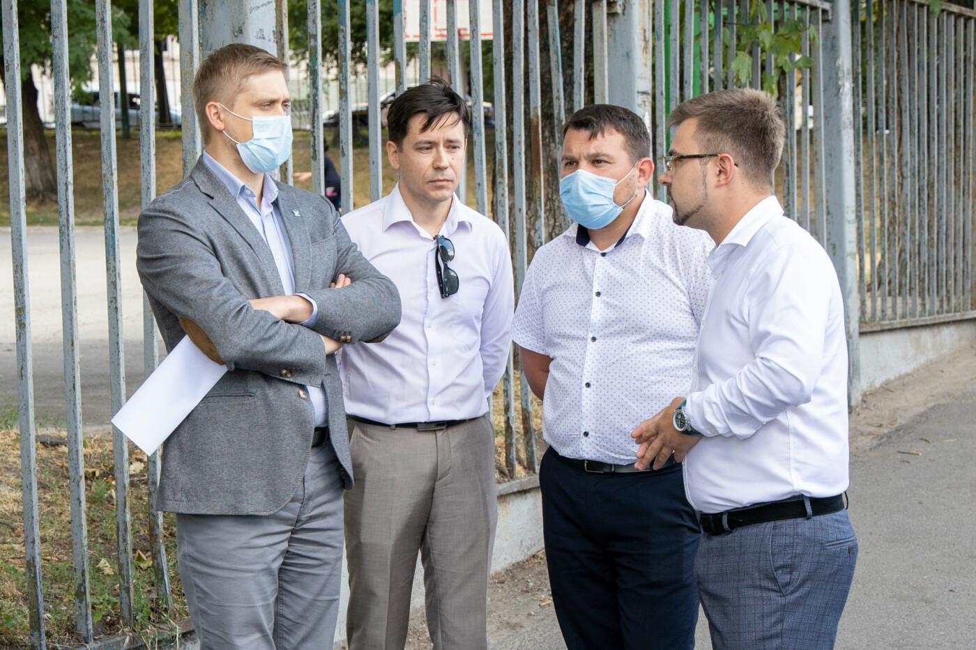 В Кривом Роге побывает мобильная станция мониторинга воздуха «Эол-1», аналогов которой нет в Украине, - ФОТО, фото-9