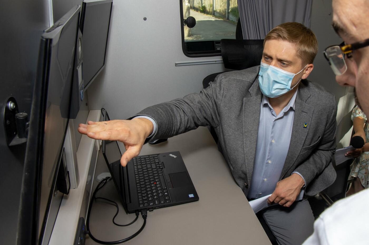 В Кривом Роге побывает мобильная станция мониторинга воздуха «Эол-1», аналогов которой нет в Украине, - ФОТО, фото-7