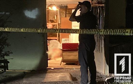 Криворожанина нашли в гараже с ножевыми ранениями, фото-1