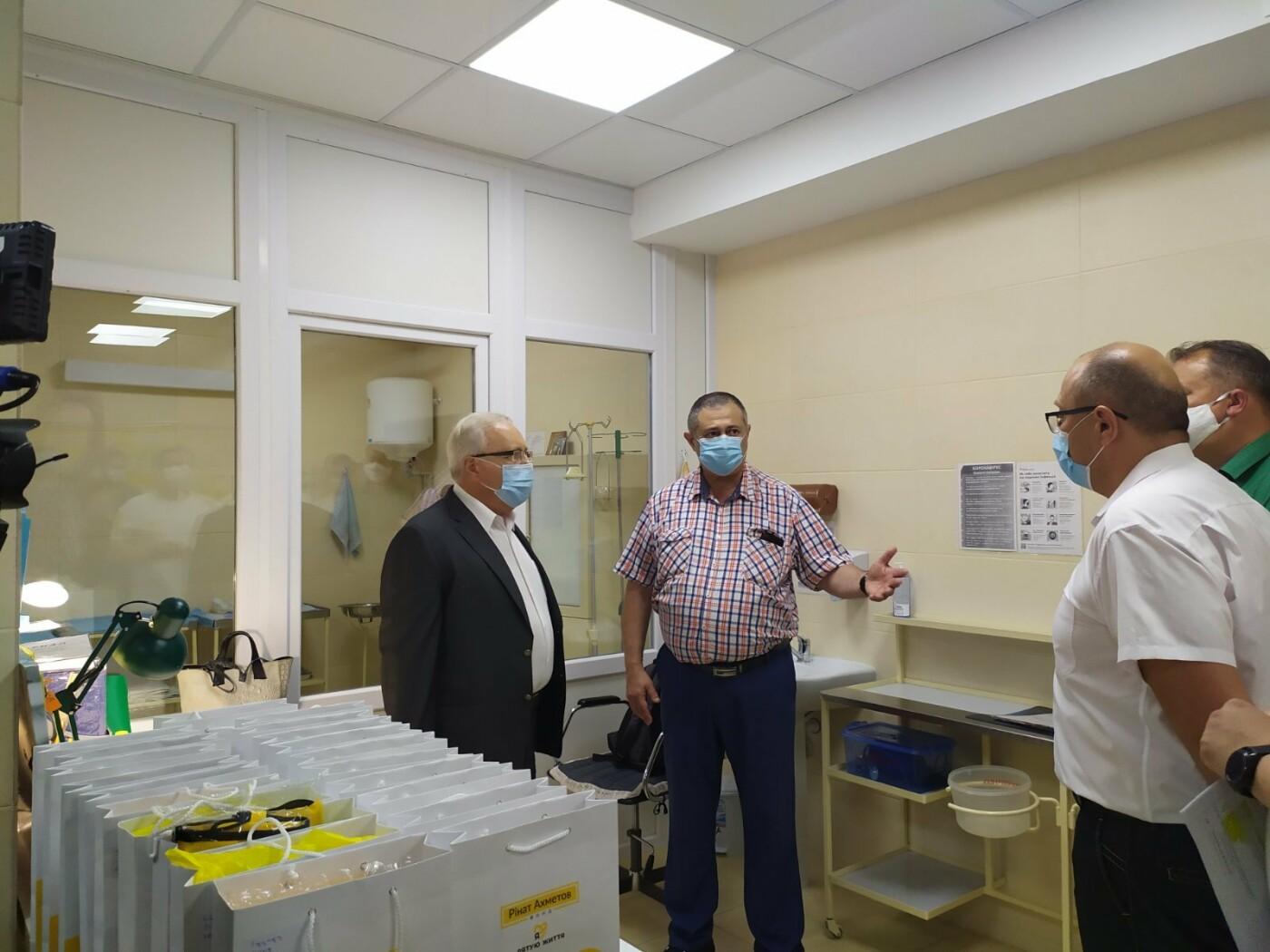 Юрій Вілкул: Ми мобілізували всі ресурси для захисту криворіжців та допомоги медикам у боротьбі з вірусом. Криворізькі лікарні продовжують..., фото-7
