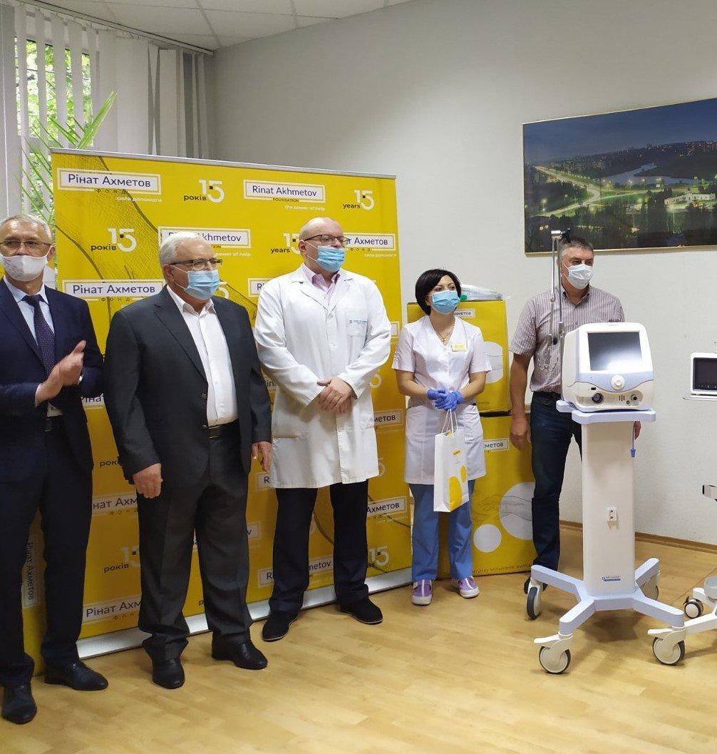 Юрій Вілкул: Ми мобілізували всі ресурси для захисту криворіжців та допомоги медикам у боротьбі з вірусом. Криворізькі лікарні продовжують..., фото-6