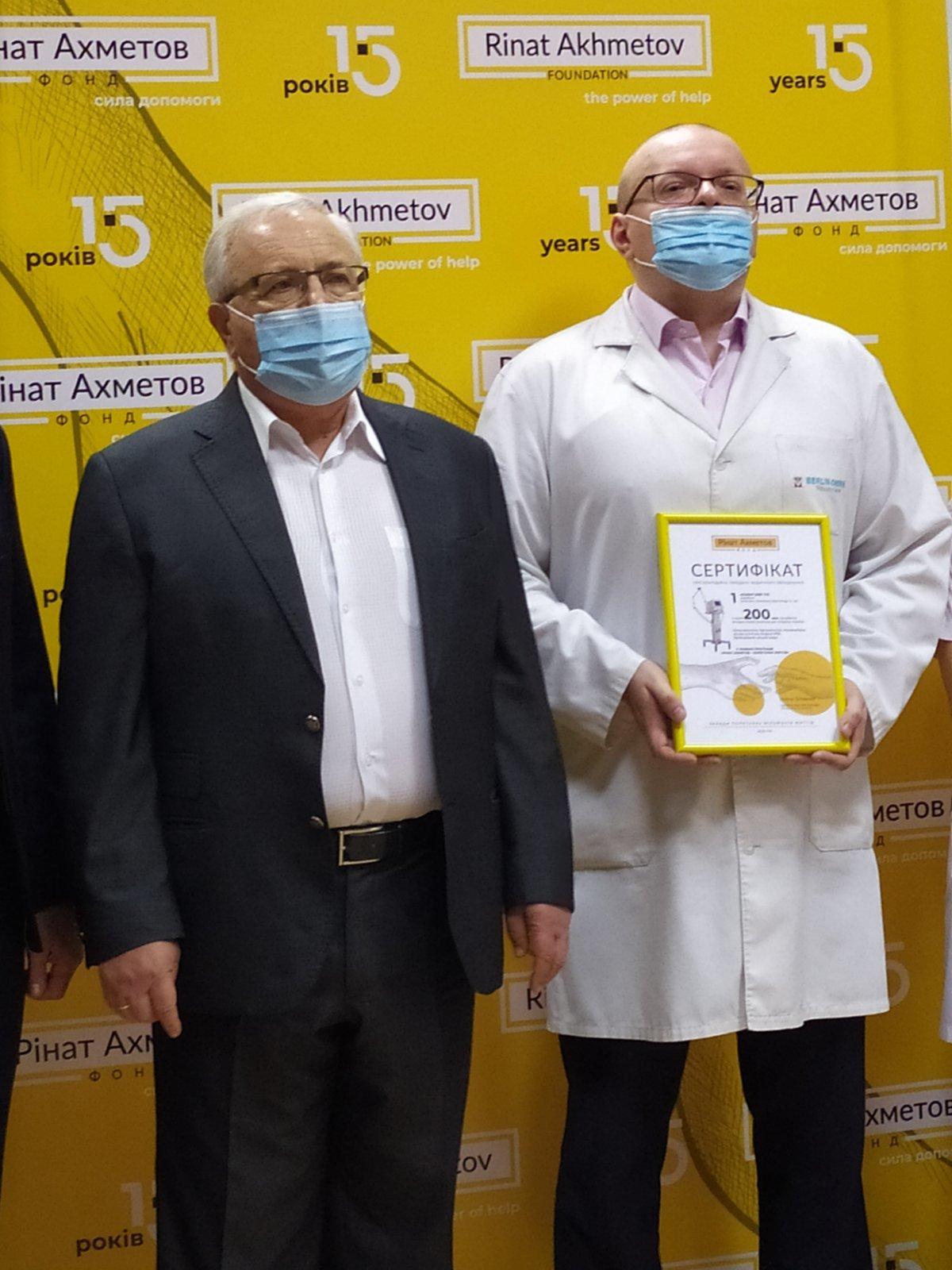 Юрій Вілкул: Ми мобілізували всі ресурси для захисту криворіжців та допомоги медикам у боротьбі з вірусом. Криворізькі лікарні продовжують..., фото-5