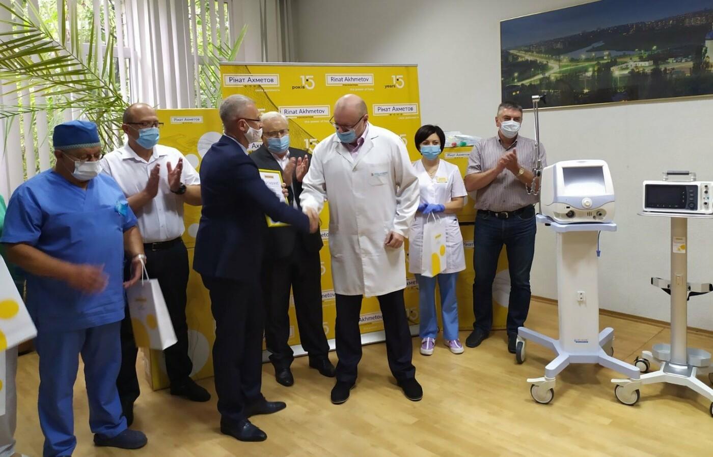 Юрій Вілкул: Ми мобілізували всі ресурси для захисту криворіжців та допомоги медикам у боротьбі з вірусом. Криворізькі лікарні продовжують..., фото-2