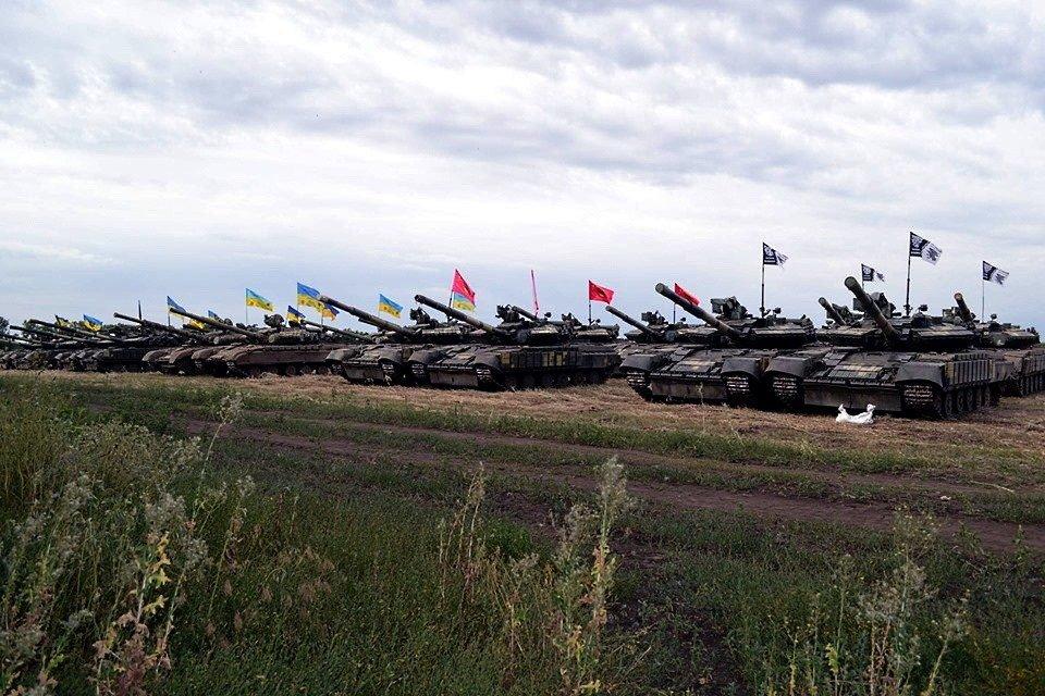 Криворожские танкисты соревнуются за право представлять ВСУ на международных соревнованиях в Германии, - ФОТО , фото-11