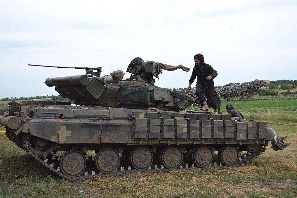 Криворожские танкисты соревнуются за право представлять ВСУ на международных соревнованиях в Германии, - ФОТО , фото-10