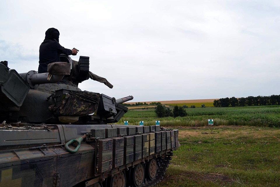 Криворожские танкисты соревнуются за право представлять ВСУ на международных соревнованиях в Германии, - ФОТО , фото-7
