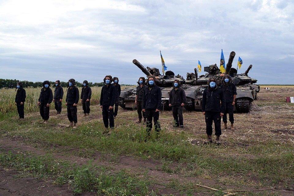 Криворожские танкисты соревнуются за право представлять ВСУ на международных соревнованиях в Германии, - ФОТО , фото-5