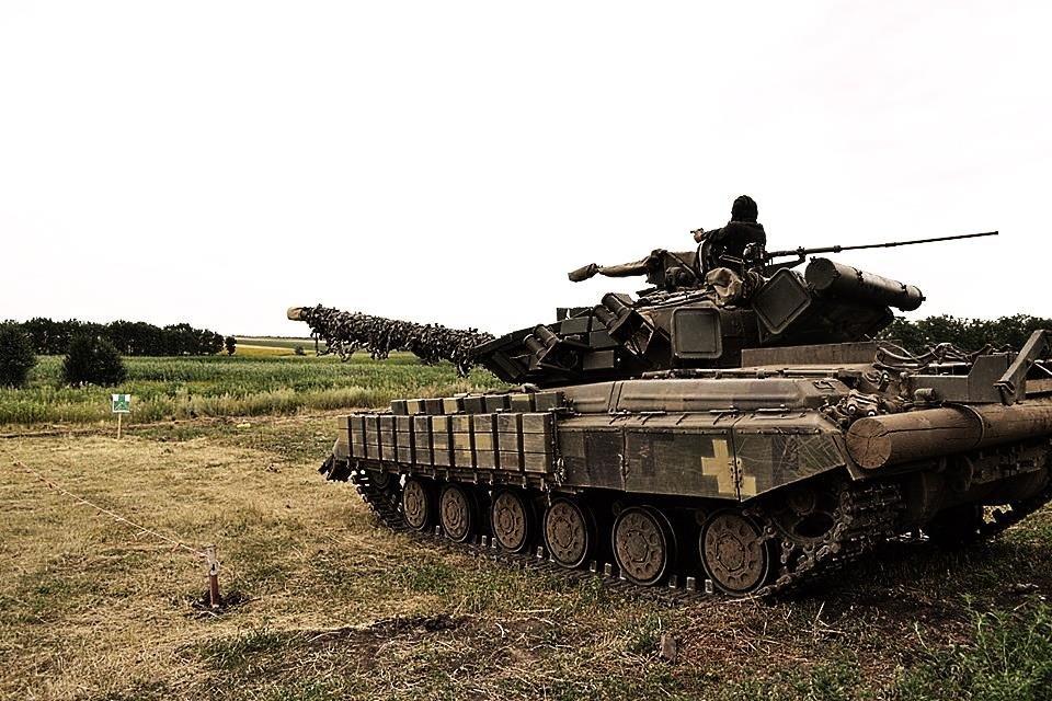 Криворожские танкисты соревнуются за право представлять ВСУ на международных соревнованиях в Германии, - ФОТО , фото-8