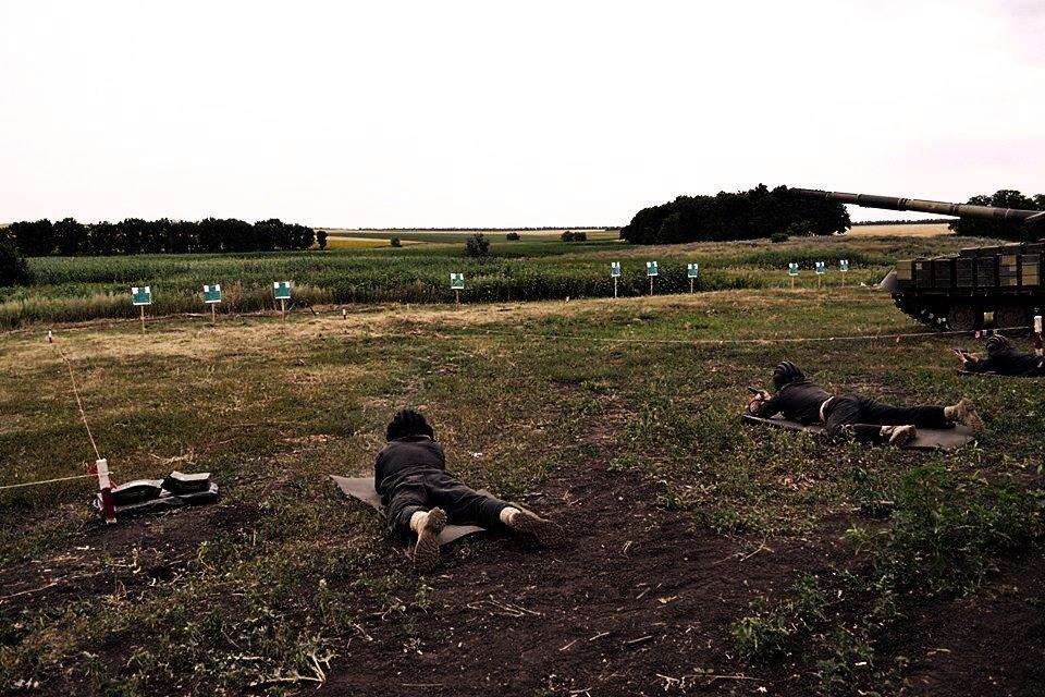 Криворожские танкисты соревнуются за право представлять ВСУ на международных соревнованиях в Германии, - ФОТО , фото-4