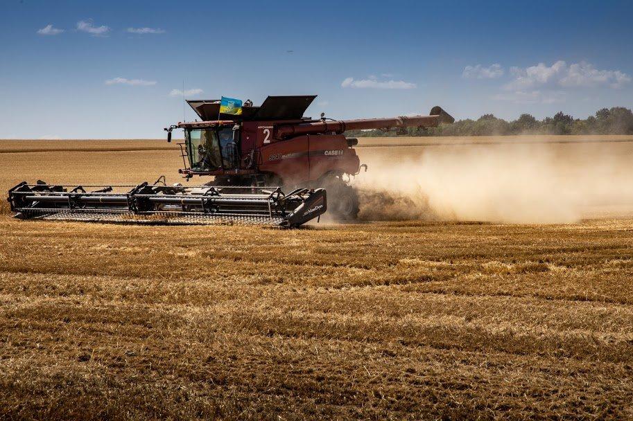 Днепропетровщина - в национальных лидерах по урожаю ранних зерновых, - ФОТО , фото-4