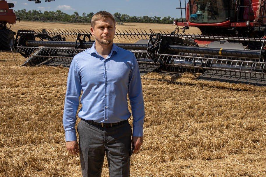 Днепропетровщина - в национальных лидерах по урожаю ранних зерновых, - ФОТО , фото-2