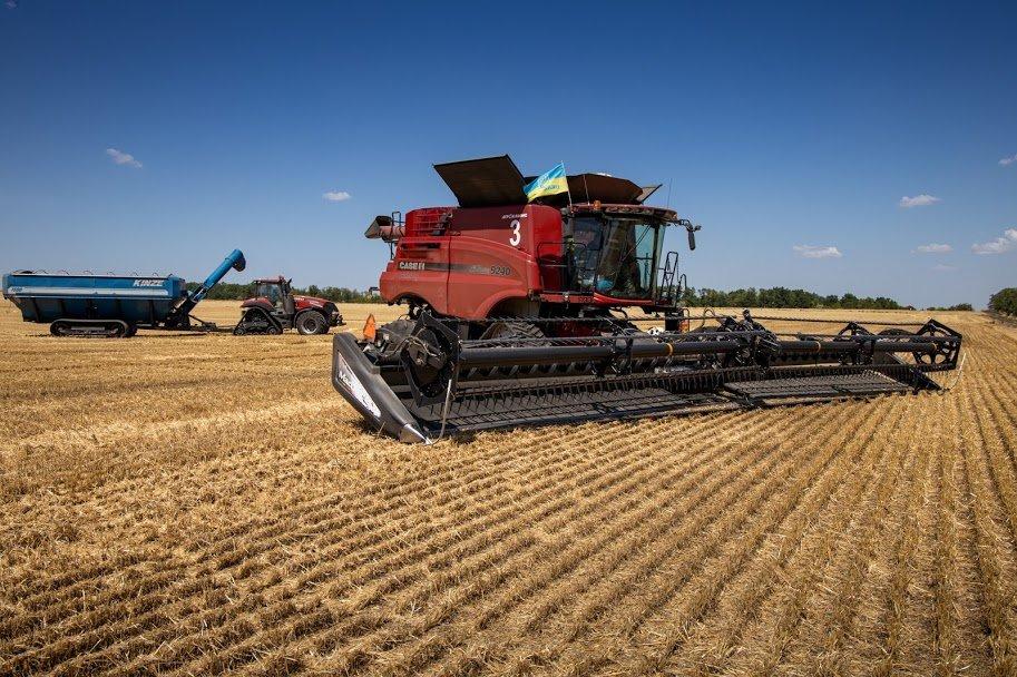 Днепропетровщина - в национальных лидерах по урожаю ранних зерновых, - ФОТО , фото-14