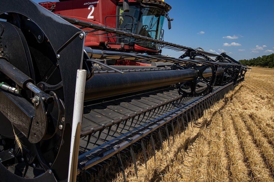 Днепропетровщина - в национальных лидерах по урожаю ранних зерновых, - ФОТО , фото-13