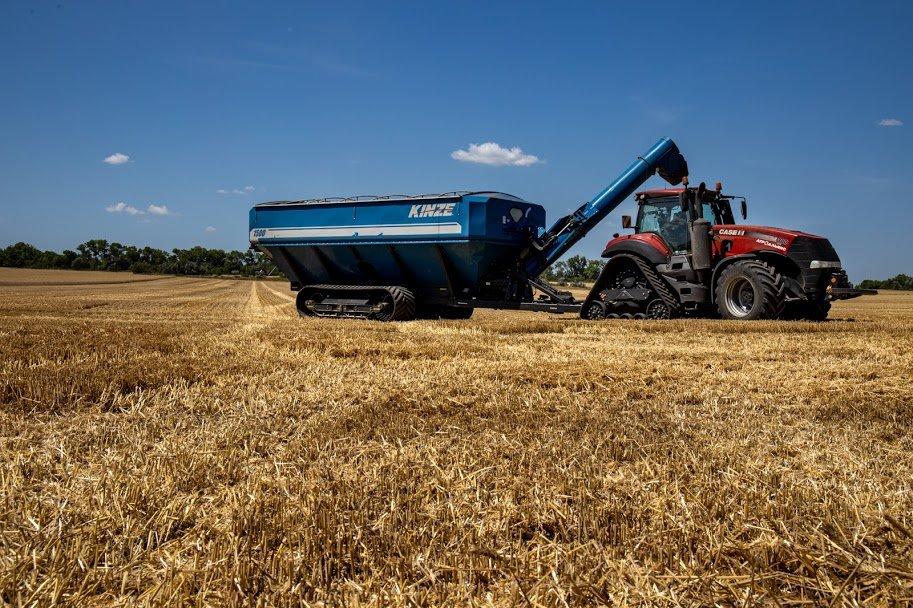 Днепропетровщина - в национальных лидерах по урожаю ранних зерновых, - ФОТО , фото-12