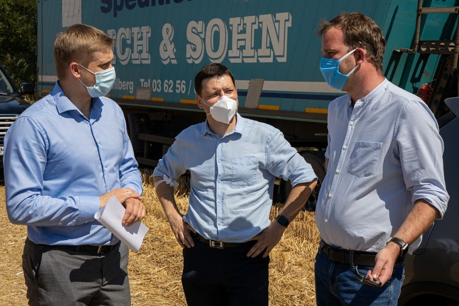 Днепропетровщина - в национальных лидерах по урожаю ранних зерновых, - ФОТО , фото-11