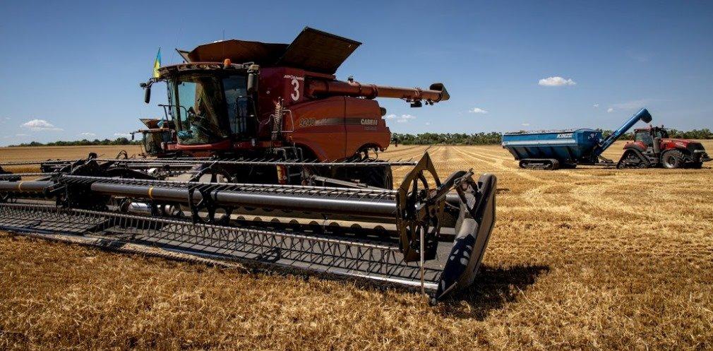 Днепропетровщина - в национальных лидерах по урожаю ранних зерновых, - ФОТО , фото-15