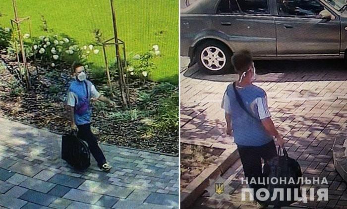 Полицией разыскивается Цезарь Юлий-Галарьирогайлальирозр Ильич за нападение на работника синагоги, - ФОТО, фото-1