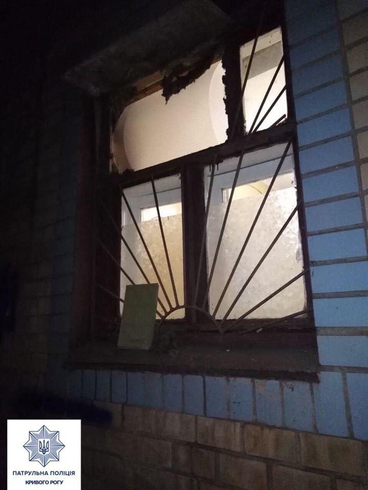 Задержаны криворожане, которые по ночам снимали решетки с окон, - ФОТО , фото-1
