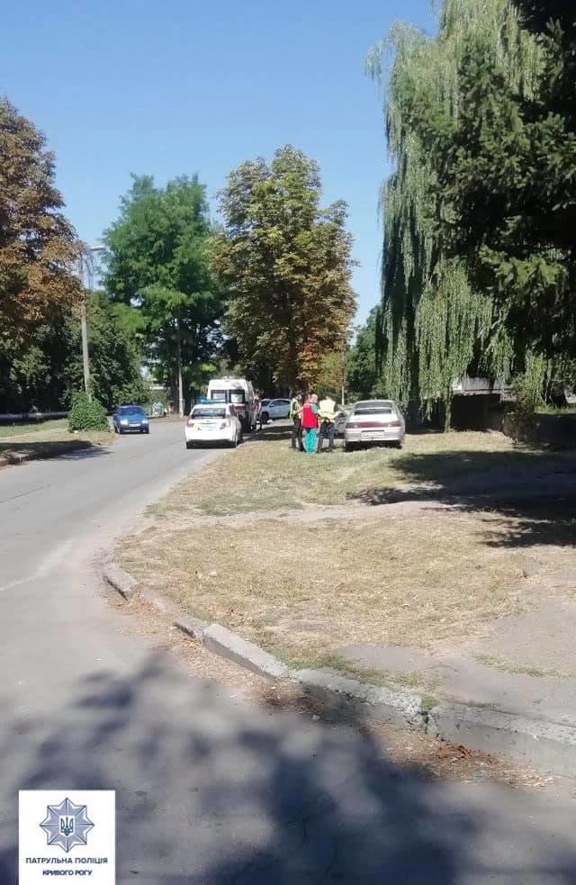 Выпивший водитель ВАЗа устроил ДТП и предложил патрульным 30 тысяч гривен, - ФОТО, фото-2