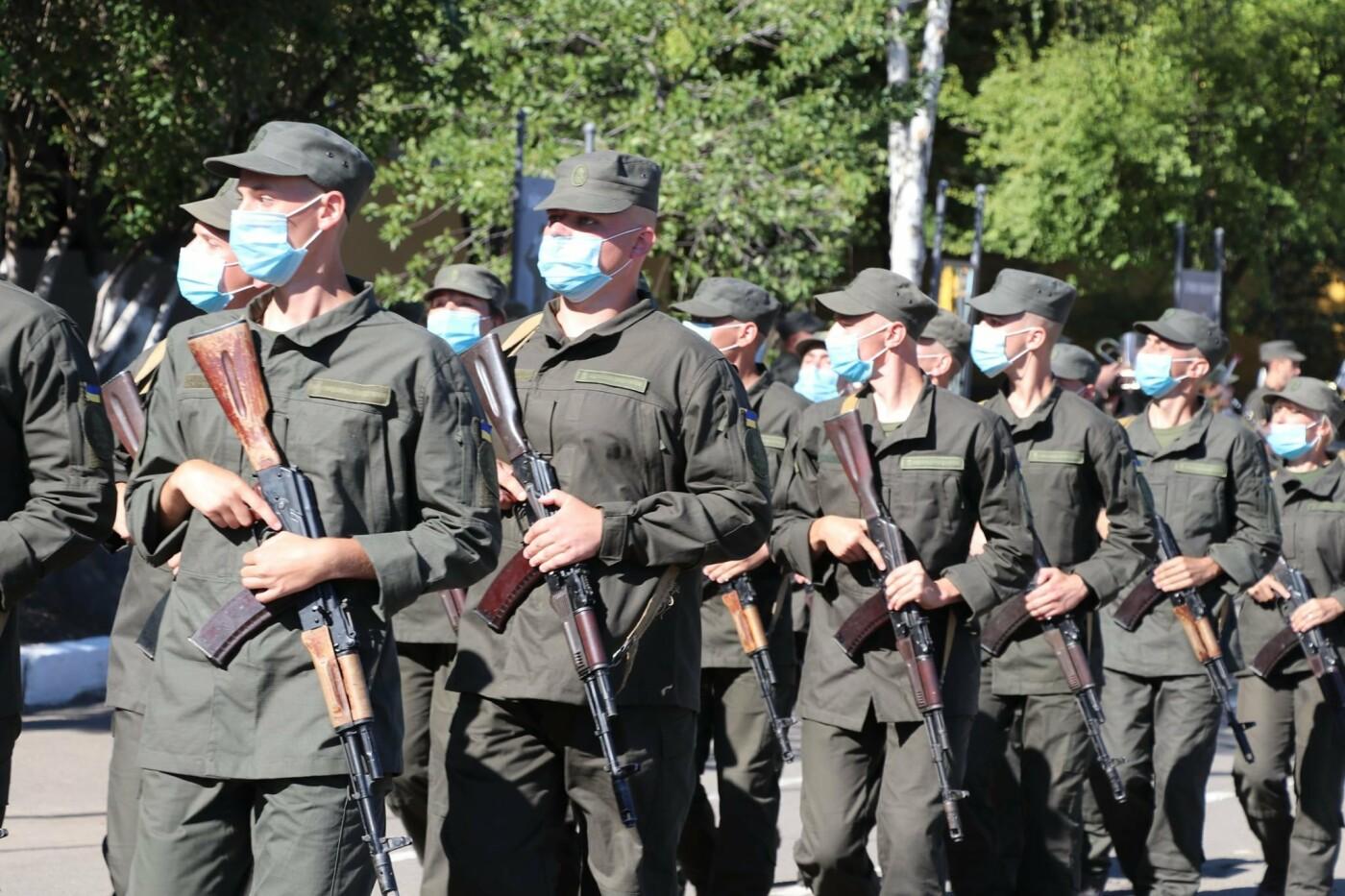 В Кривом Роге 40 гвардейцев поклялись в верности народу Украины, - ФОТО, фото-20