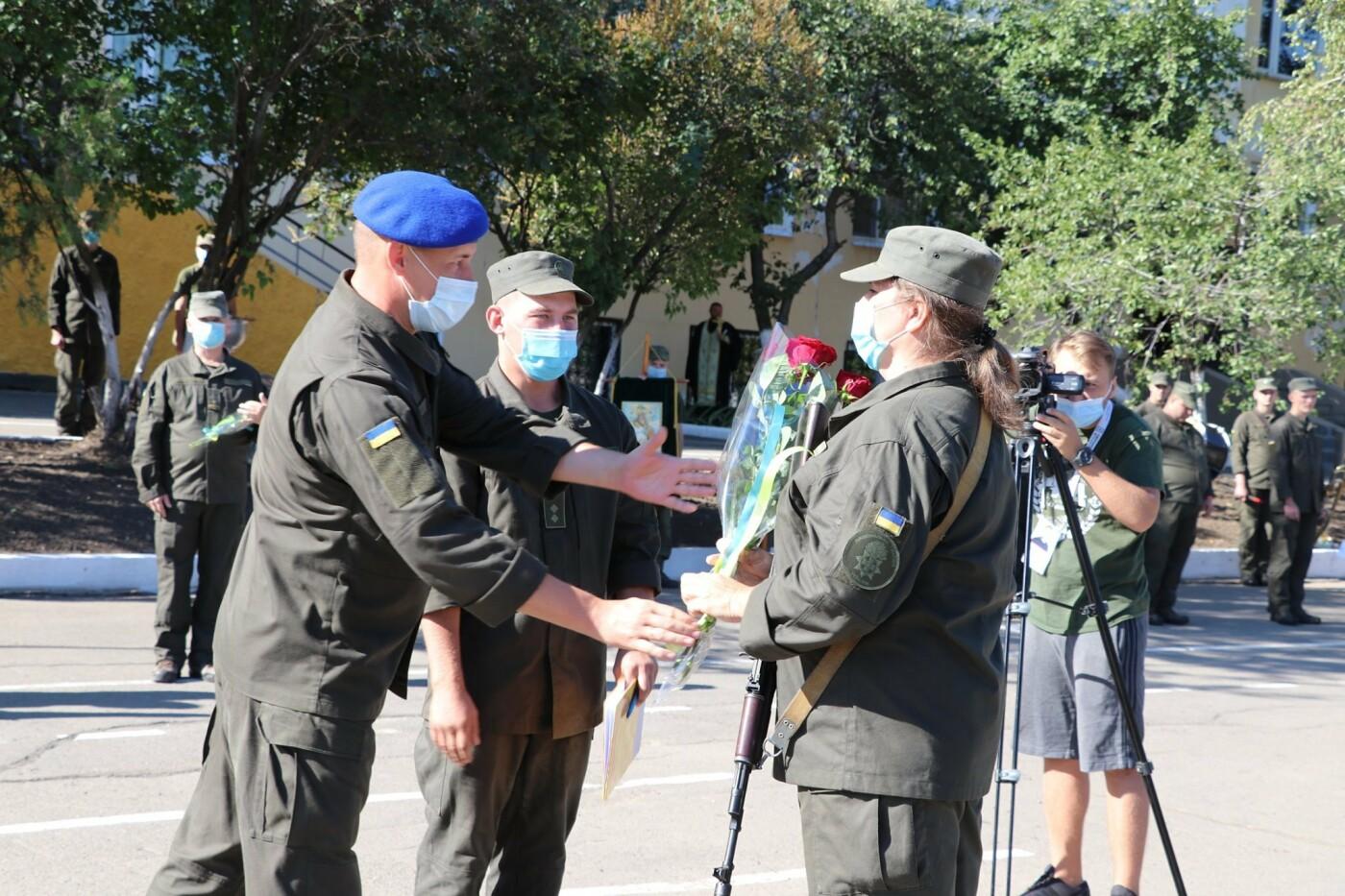 В Кривом Роге 40 гвардейцев поклялись в верности народу Украины, - ФОТО, фото-21