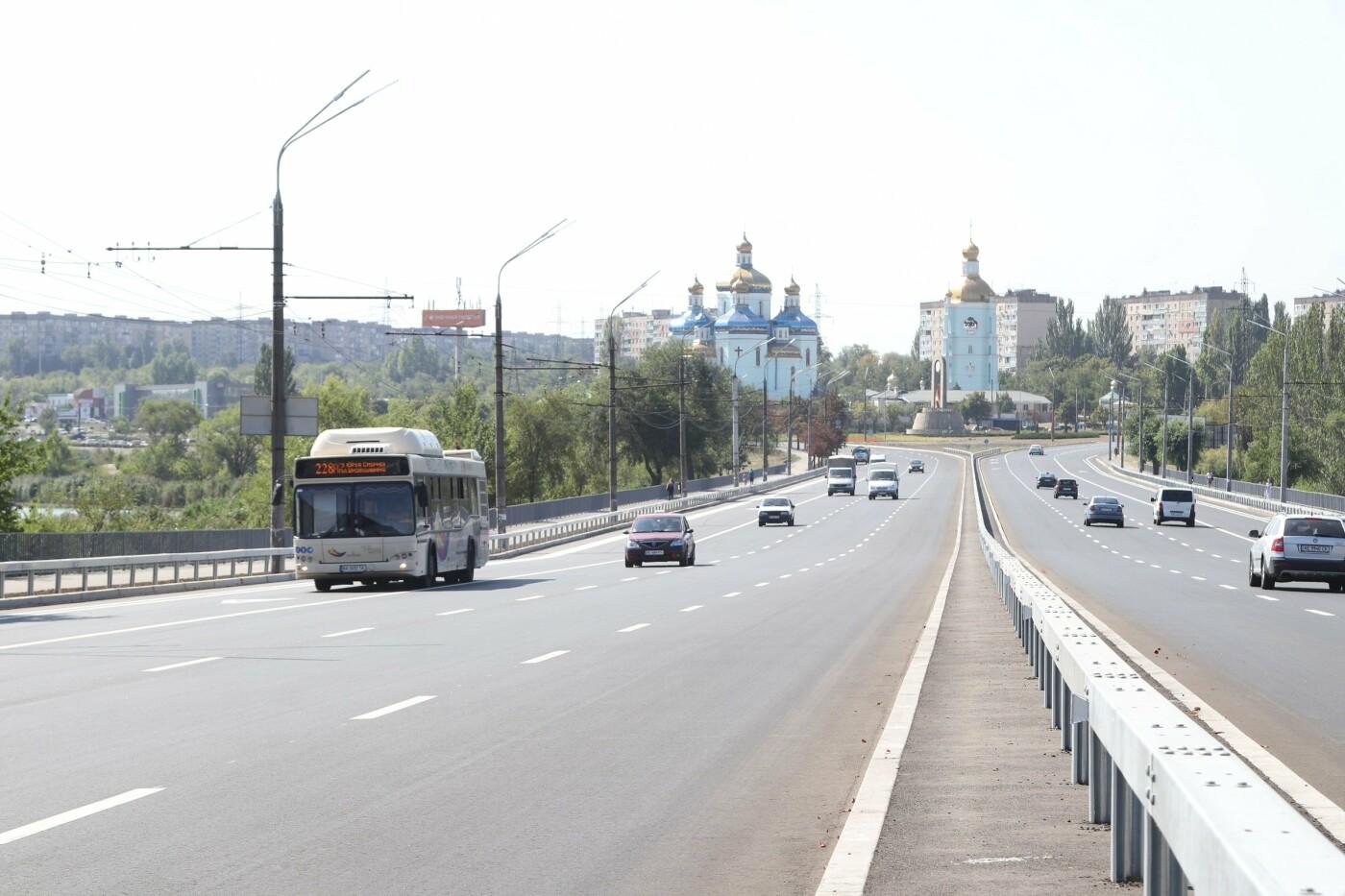 Юрій Вілкул: Продовжуємо розвиток інфраструктури Кривого Рогу - завершили два великих дорожніх проєкти з капремонту по проспекту 200-річчя..., фото-9