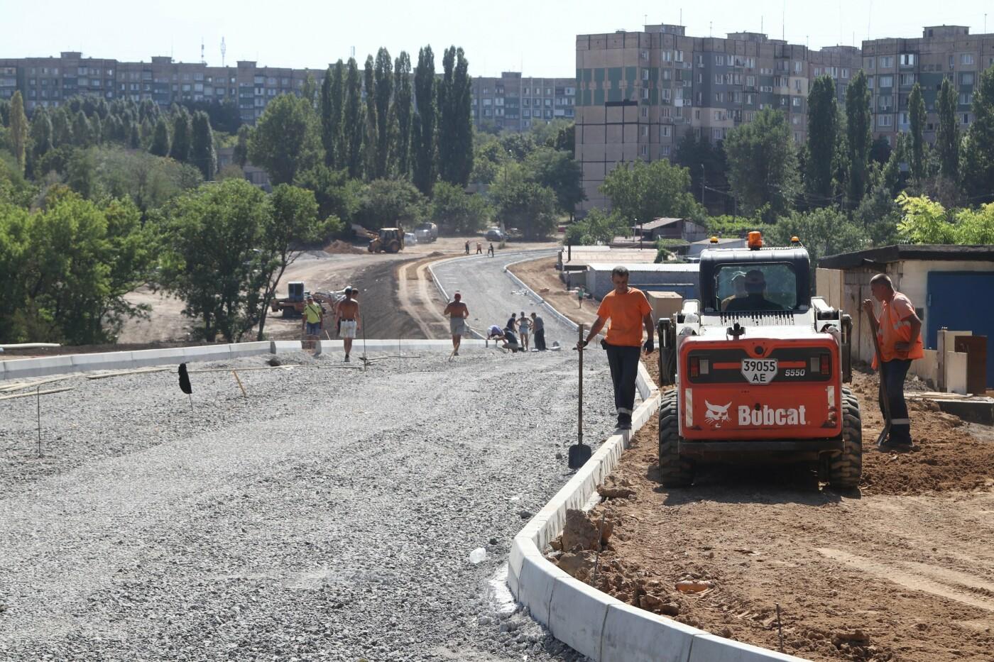 Юрій Вілкул: Продовжуємо розвиток інфраструктури Кривого Рогу - завершили два великих дорожніх проєкти з капремонту по проспекту 200-річчя..., фото-4